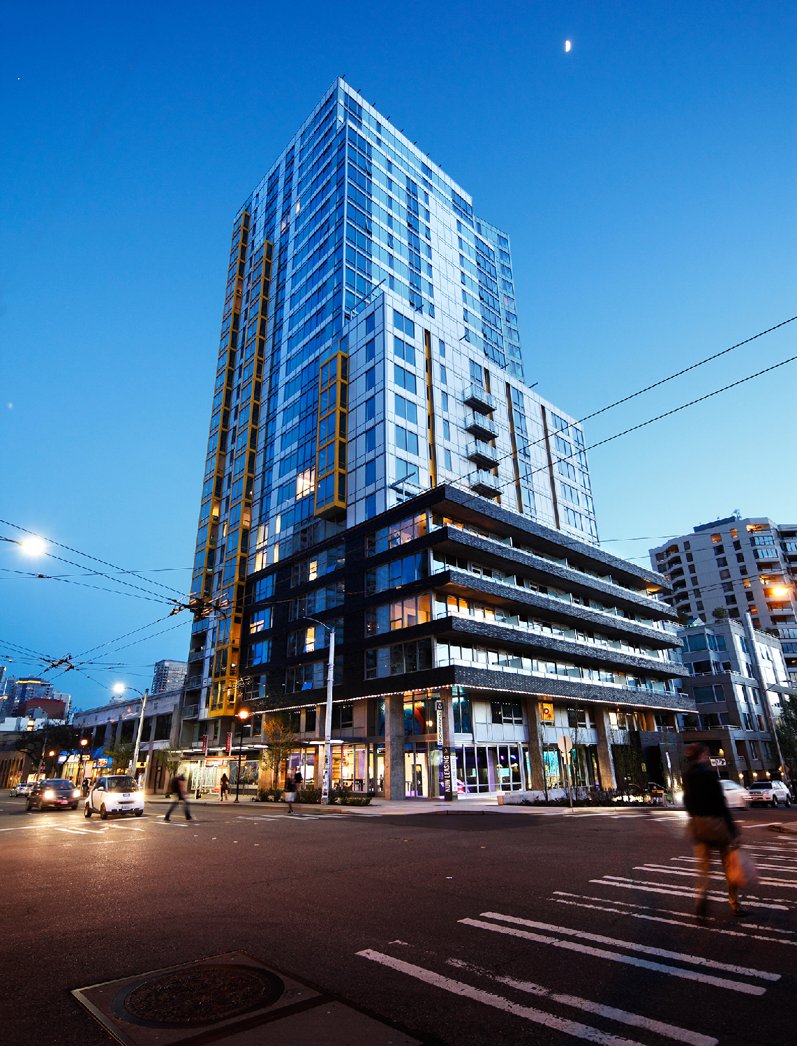 popular high rise in downtown seattle goes up for sale