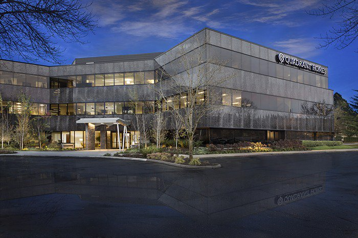 Quadrant Homes Upgrades Headquarters As Seattle Is Named